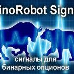 BinoRobot Signal сигналы для бинарных опционов
