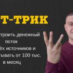 Видеокурс Хет-трик — Алексей Морусов (2019)