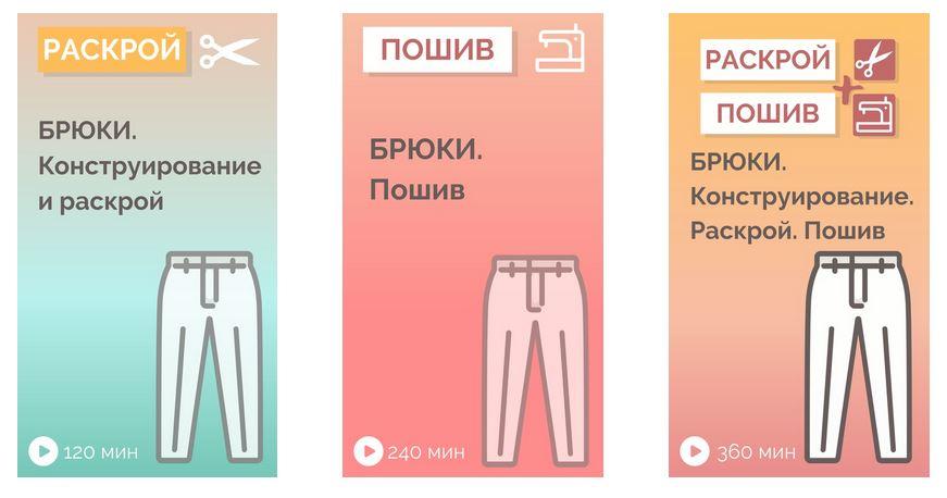 Идеальные брюки для любой фигуры