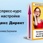 Экспресс-курс по настройке рекламы в Яндекс Директе [Вероника Берениче]