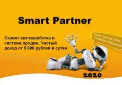 Smart Partner Скрипт автозаработка и система продаж Олег Новиков