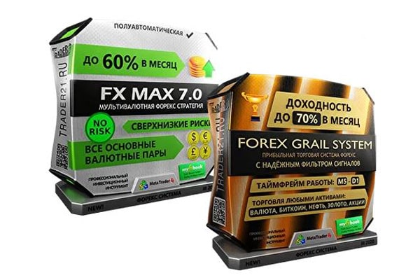 Fx Max 7.0 + Forex Grail System