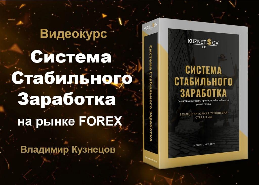 Система Стабильного Заработка на рынке Forex Владимир Кузнецов