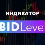 Индикатор BIDLeveL для торговли по уровням ПС [ForexBar]