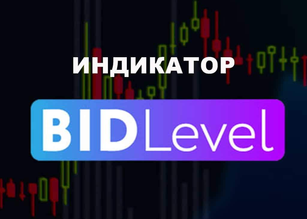 Индикатор BIDLeveL для торговли по уровням ПС ForexBar