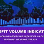 Profit Volume Indicator Уникальный авторский индикатор