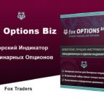 Fox Options Biz — Авторский Индикатор для Бинарных Опционов