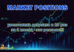 Индикатор Market Positions для Meta Trader 4 Сергей Булатников