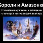 Короли и Амазонки. Отношения мужчины и женщины [Ирина Рыженко]