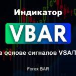 Индикатор VBAR на основе сигналов VSA/TA [Forex BAR]