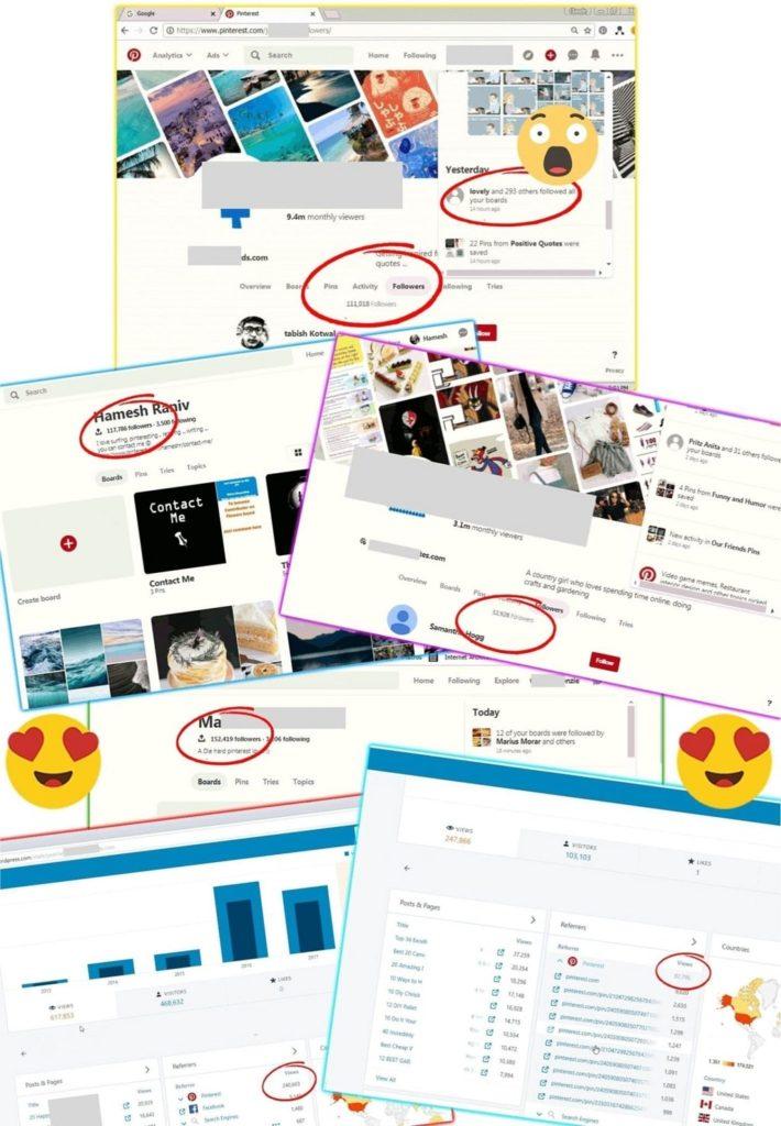 Реальные методы заработка денег на Pinterest и Facebook