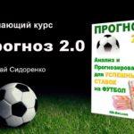 Прогноз 2.0 Анализ и Прогнозирование для успешных ставок на футбол