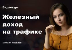 Железный Доход на трафике Михаил Яковлев