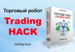 Trading HACK Торговый робот для Forex