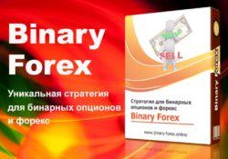 Binary Forex Уникальная стратегия для бинарных опционов и форекс