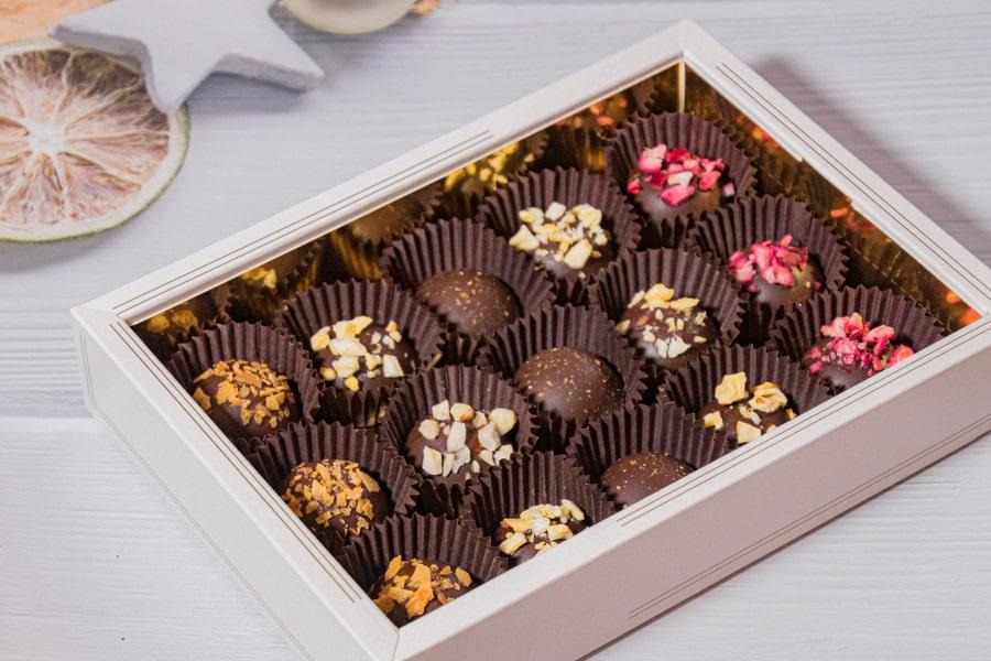 Настоящий шоколад в домашних условиях