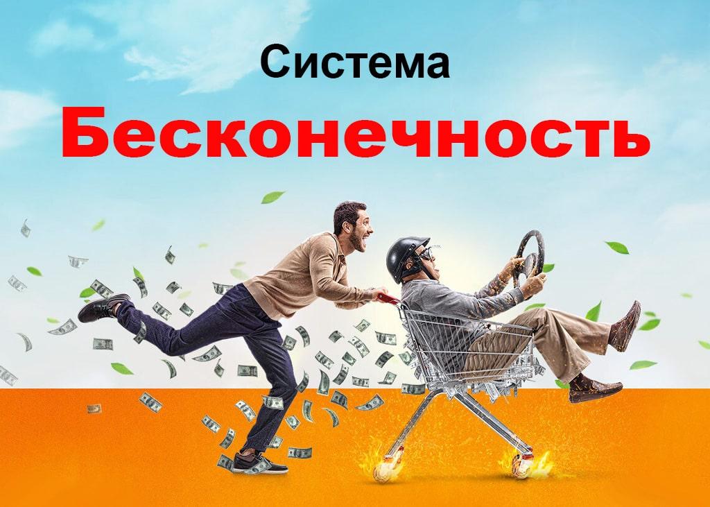Система Бесконечность Сергей Бархатов TopCraft