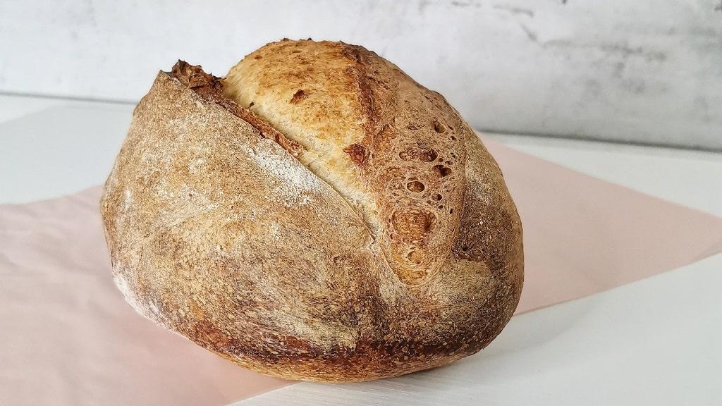 Хлеб простой в домашних условиях
