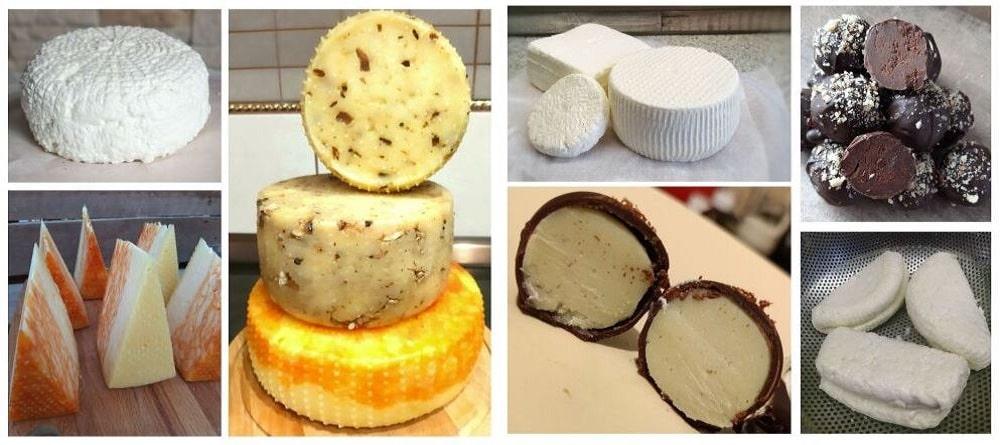 Как сделать настоящий сыр