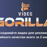VIDEO GORILLA. Создавайте видео для рекламы [Михаил Иванов]