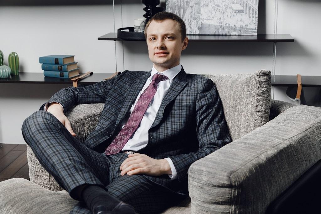Антон Ожигин