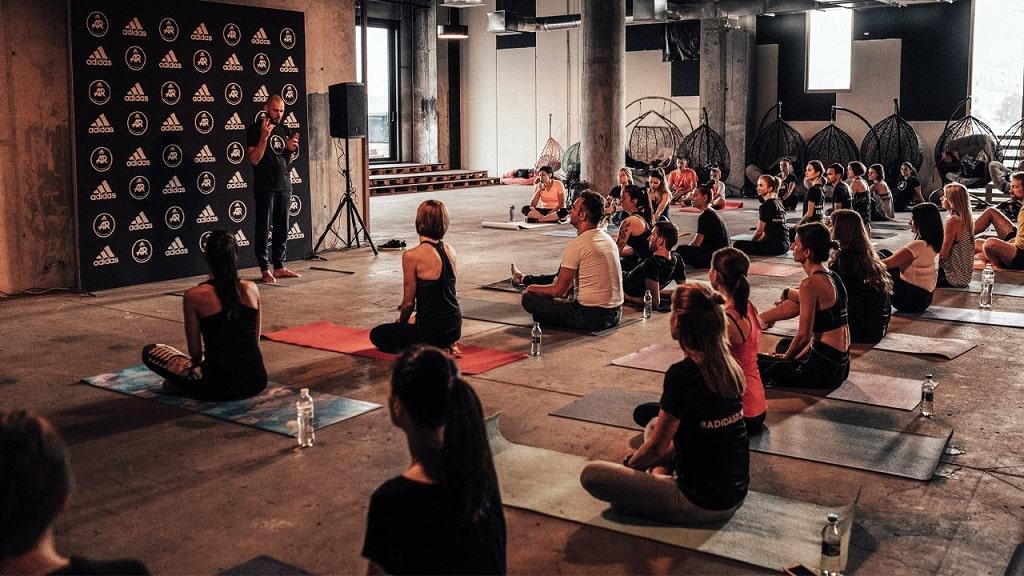 Онлайн йога