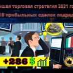 ТОП стратегия для бинарных опционов. 90% прибыльных сделок