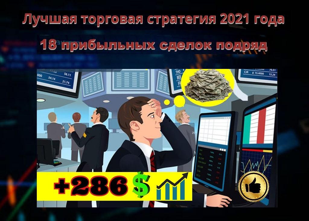 ТОП стратегия для бинарных опционов 90% прибыльных сделок